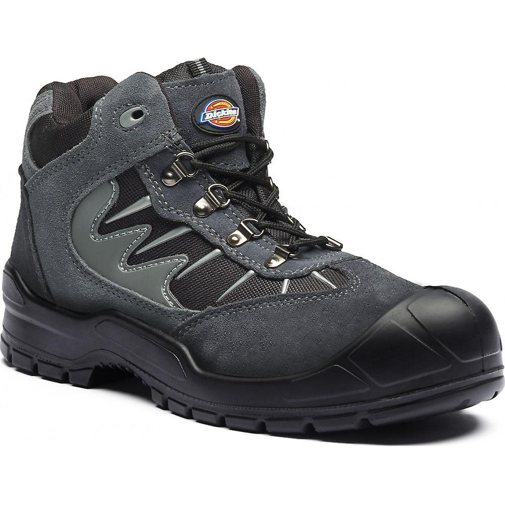 Storm Steel Cap II Safety Padded Toe Suede Mesh Boots Mens Dickies ZHS144