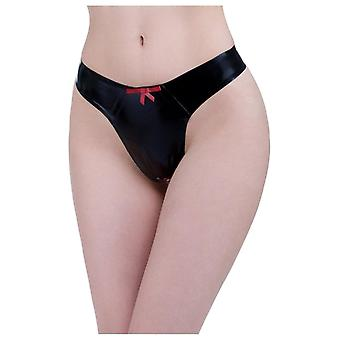 Westward Bound Cabaret Open Crotch Latex Rubber Thong