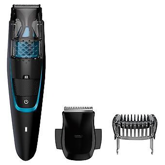Philips Series 7000 Beard & Stubble Trimmer with Integrated Vacuum System - BT7202/13