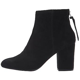 Steve Madden Womens CYNTHIA Leather Closed Toe Ankle Fashion Boots