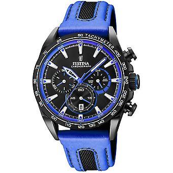 Festina mens watch chronograph F20351/2