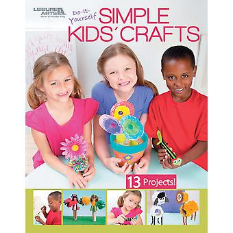 Leisure Arts-Simple Kids' Crafts