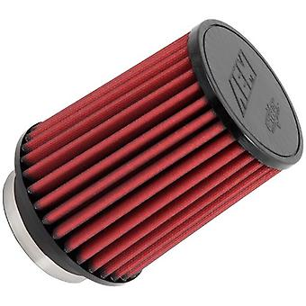AEM 21-2058DK Universal DryFlow Clamp-On Air Filter: Round Straight; 4 in (102 mm) Flange ID; 7 in (178 mm) Height; 6 in