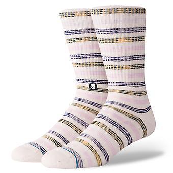 Stance Somme Socks - White