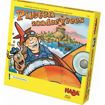 HABA pilots without fear