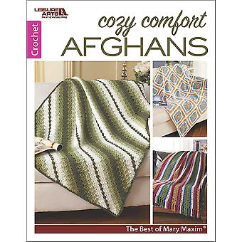 Loisirs Arts-Cozy Comfort Afghans : Mary Maxim