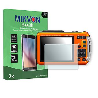 Panasonic Lumix DMC-FT5 Screen Protector - Mikvon Health (Retail Package with accessories)