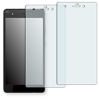 WIKO pulp screen protector - Golebo crystal clear protection film