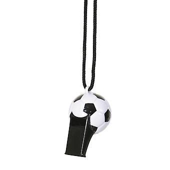 Fútbol de silbato el árbitro mundial accesorios