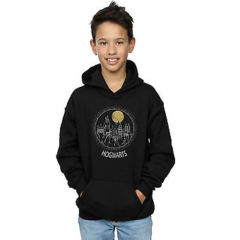 Harry Potter Boys Hogwarts Circle Hoodie