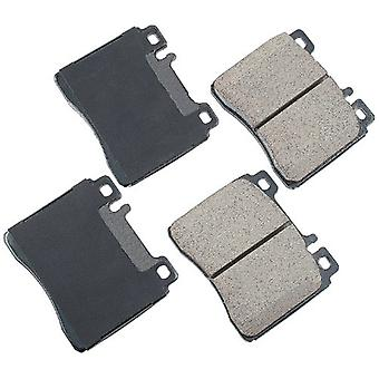 Akebono EUR689 EURO Ultra-Premium Ceramic Brake Pad Set