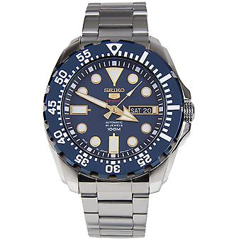 Seiko SRP605K1 Men's Stainless-Steel Auto Divers Watch