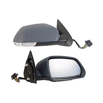 Right Mirror (electric heated indicator lamp) for Skoda OCTAVIA Combi 2004-2009