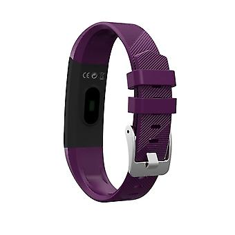 LY118 Smart Activity arm band for Android & iOS-Purple
