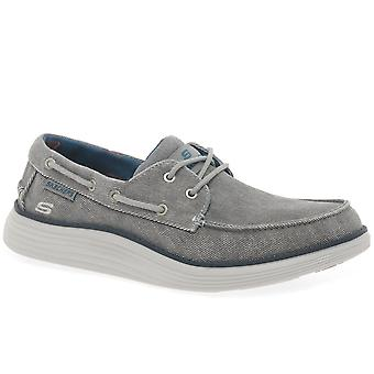 Skechers Status 2.0 Lorano Lace Up Mens Shoes