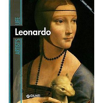 Artist's Life - Leonardo by Enrica Crispino - 9788809746961 Book