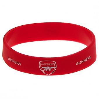 Arsenal FC Official Silicone Wristband