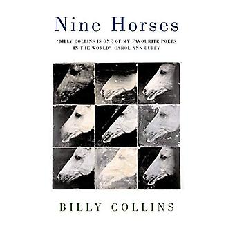 Nio hästar