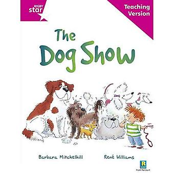 The Dog Show: Pink Level (Rigby Star Guided)