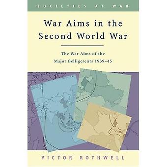 Objectivos de guerra, 1939-1945