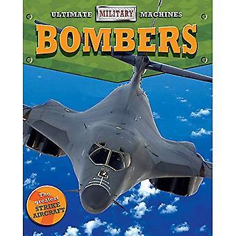 Ultimate militära maskiner: bombplan