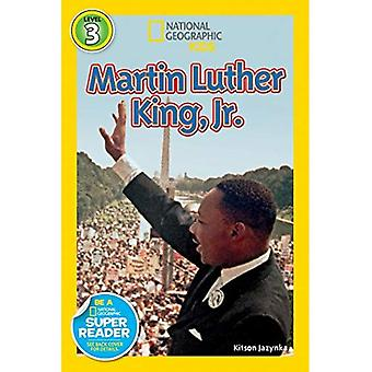National Geographic Readers: Martin Luther King, Jr. (National Geographic Readers - Level 2 (Quality))