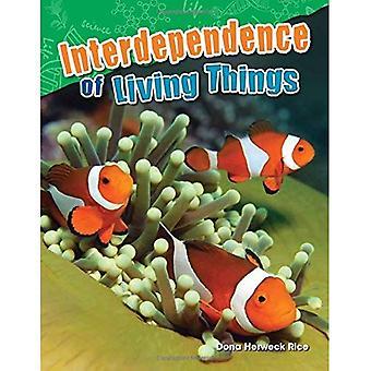 Interdependence of Living Things (Grade 2) (Science Readers)