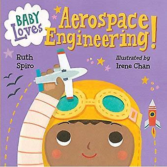Bébé aime génie aérospatial!