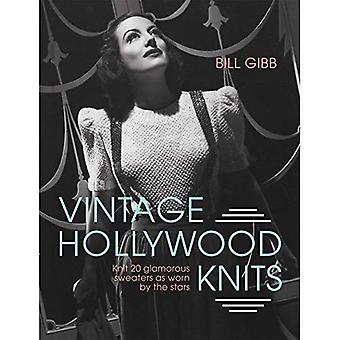 Vintage Hollywood Strick: Stricken Sie 20 glamouröser Pullover, wie von den Stars getragen