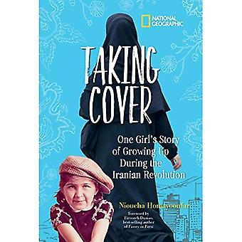 : Einnahme ein Mädchen Titelgeschichte aufwachsen während der iranischen Revolution