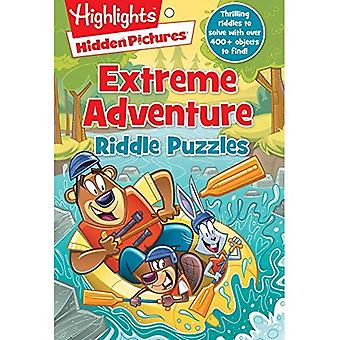Extreme Adventure Riddle Puzzles (Hidden Pictures)