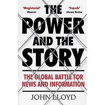 O poder e a história: A batalha Global de notícias e informações