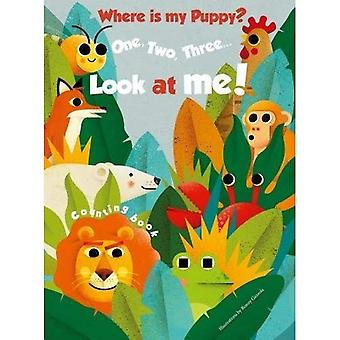 1, 2, 3 Look At Me! Counting Book: Where is my� Puppy