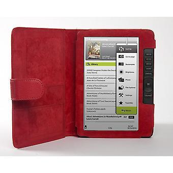 ICARUS cover Red for Omnia G2 but also: Trekstor eBook Reader 3.0, Weltbild eBook Reader 3.0, Aluratek Libre Color, Archos 70D, Prestigio PER3172B