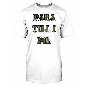 Para till jeg dø Logo Kids T skjorte