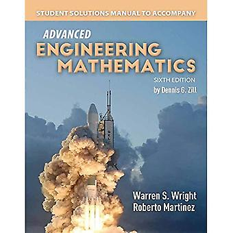 Student Solutions Manual To� Accompany Advanced Engineering Mathematics