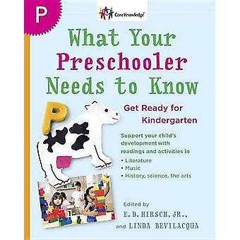 What Your Preschooler Needs to Know - Read-Alouds to Get Ready for Kin