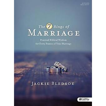 7 Rings of Marriage Bible Study Book - Practical Biblical Wisdom for E