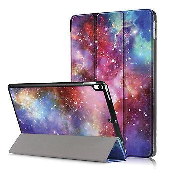 iPad Air 10,5 & iPad Pro 10,5 Slim fit tri-fold Case-Galaxy