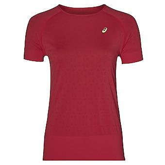 Asics sømløs SS Texture MP klassisk 2012A265609 runing hele året kvinner t-skjorte