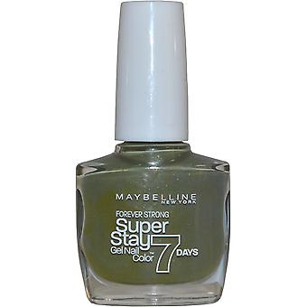 Couleur des ongles Maybelline Forever séjour Super fort Gel 10ml Moss Forever 7 Day Wear