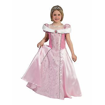 Princesse Phoebe Costume des enfants Fille Queen Castle Lady Costume Carnaval Carnaval pour enfants