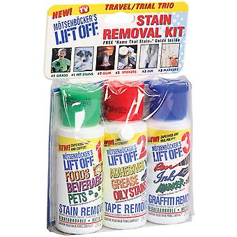 Lift Off Travel Size Stain Removal Kit 421 01