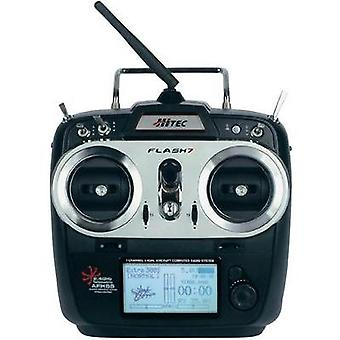 Hitec Handheld RC 2,4 GHz No. of channels: 7