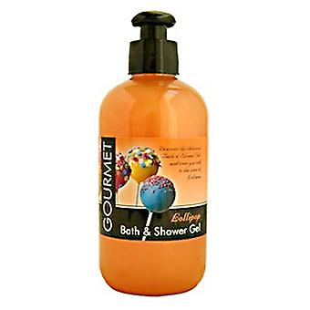 Gourmet shower gel lollipop 250 ml