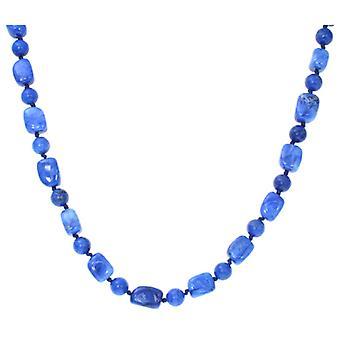 Lola Rose Lynn collar zafiro azul magnesita