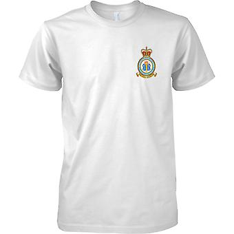 Werven opleiding Squadron - RAF Royal Air Force T-Shirt kleur