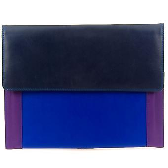 Mywalit Blue Luxury Leather iPad Case