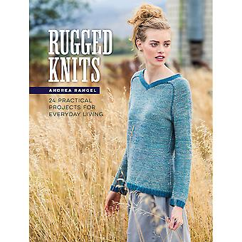 Interweave Press-Rugged Knits: 24 Practical Projects IP-6KN03