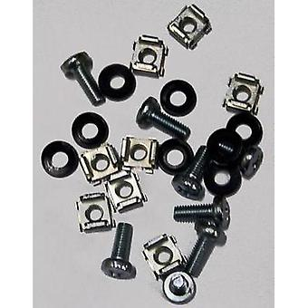Schroff 21100-435 Retaining Parts For Component Carrier